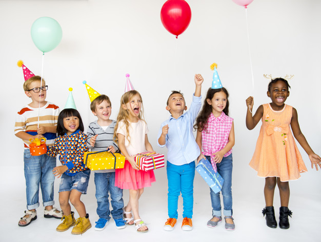 gaveuddeling til børnefødselsdag