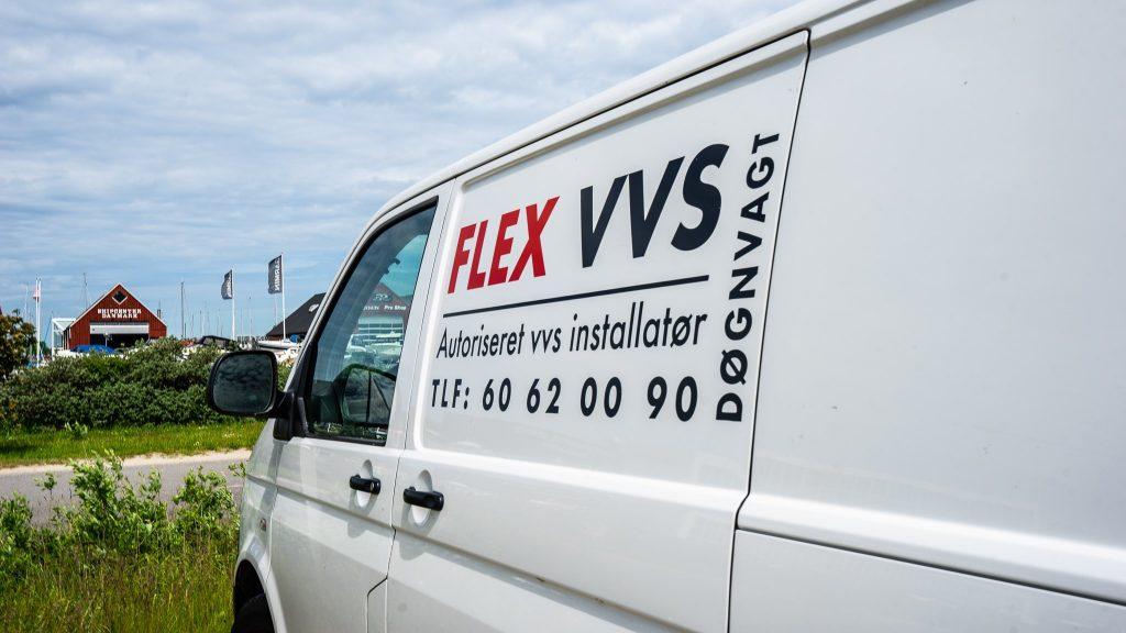 Flex VVS ApS fra Stenløse