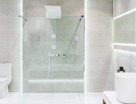 mit nye badeværelse