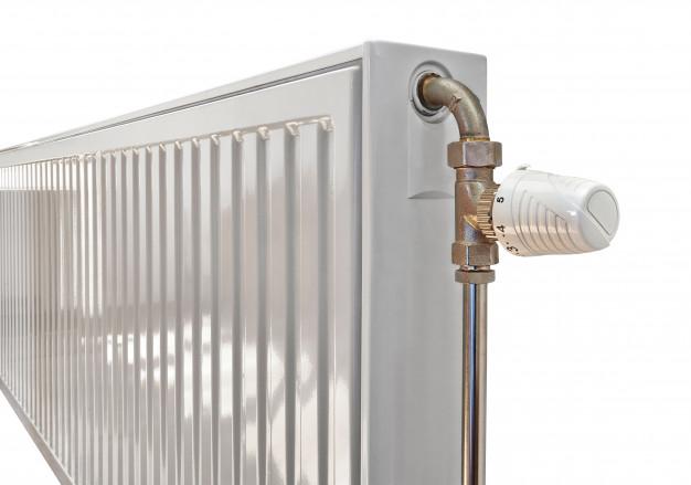 radiator der er overdimensioneret
