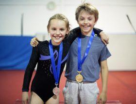 medaljer til børn