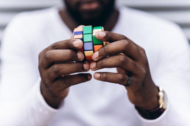 pyraminx cube