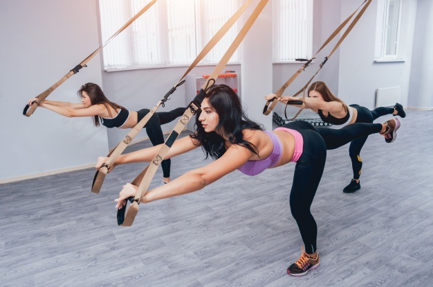 fitnesscenter trx